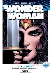YKY - Wonder Woman (Rebirth) Cilt 1 Yalanlar