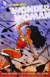 DC - Wonder Woman (New 52) Vol 1 Blood TPB