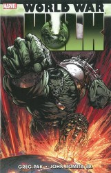 Marvel - World War Hulk TPB