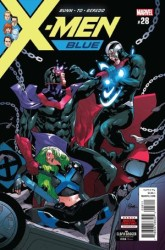Marvel - X-Men Blue # 28
