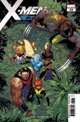 Marvel - X-Men Blue # 29