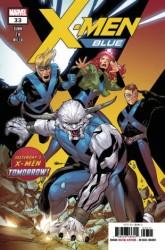 Marvel - X-Men Blue # 33