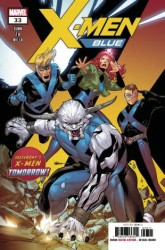 Marvel - X-Men Blue # 33