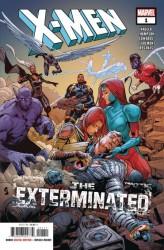 Marvel - X-Men Exterminated # 1