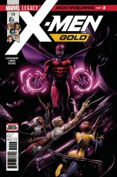 Marvel - X-Men Gold # 14