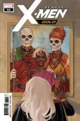 Marvel - X-Men Gold # 34