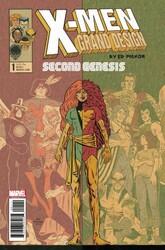 Marvel - X-Men Grand Design Second Genesis# 1-2 Set