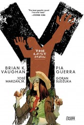 Vertigo - Y The Last Man Book Three TPB