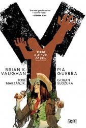 Vertigo - Y The Last Man Book Three TPB