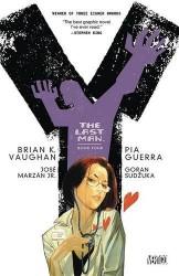Vertigo - Y The Last Man Book Four TPB