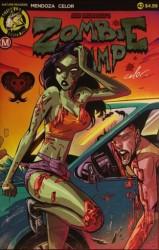 Action Lab Comics - Zombie Tramp # 42 Celal Koç Cover A Celal Koç İmzalı