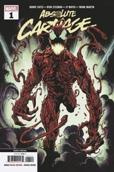 Marvel - Absolute Carnage # 1 4th Printing Bagley Variant
