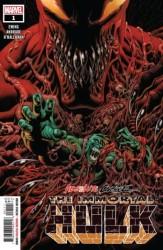 - Absolute Carnage Immortal Hulk # 1