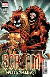 Marvel - Scream Curse of Carnage # 2