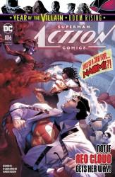 - Action Comics # 1016