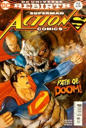 DC - Action Comics # 958 2nd PTG