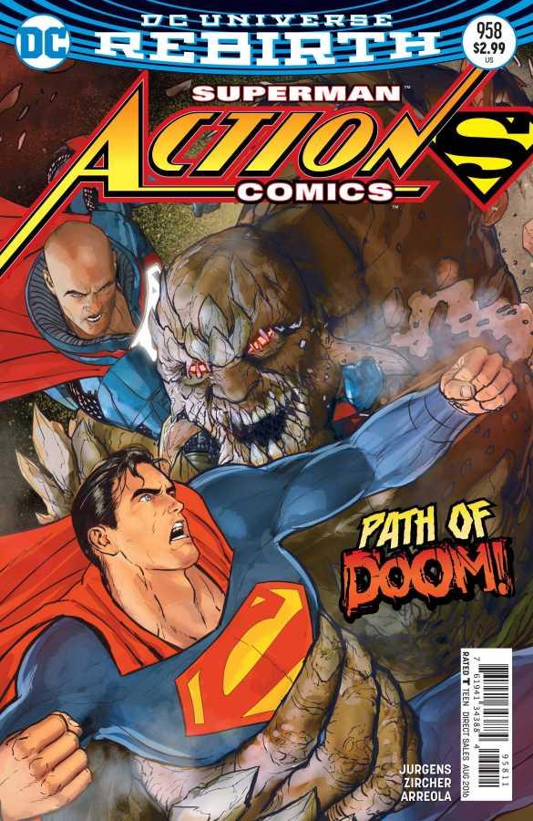 DC - Action Comics # 958