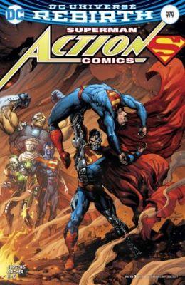 Action Comics # 979 Variant