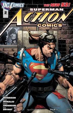 DC - Action Comics (New 52) # 2