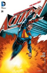 DC - Action Comics (New 52) # 28