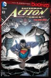DC - Action Comics (New 52) # 31