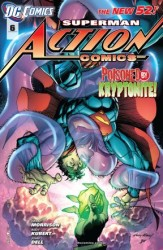DC - Action Comics (New 52) # 6