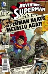 DC - Adventures of Superman (2013) # 13