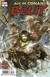 Marvel - Age Of Conan Belit # 3
