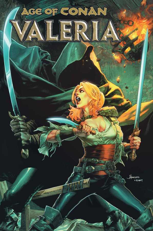 Marvel - Age Of Conan Valeria # 2