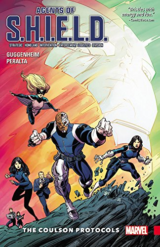 Marvel - Agents of S.H.I.E.L.D. Vol 1 The Coulson Protocols TPB