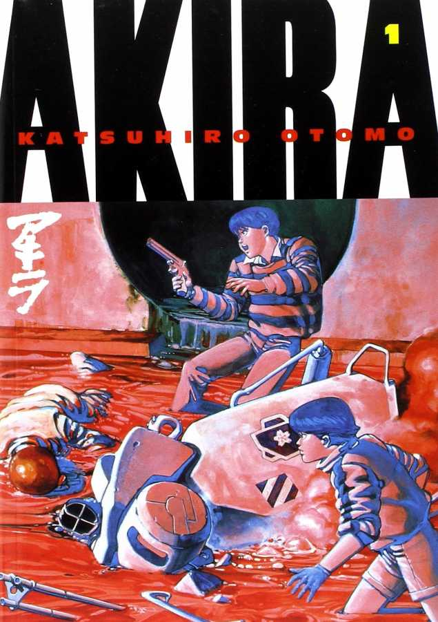 Kodansha - Akira Vol 1 TPB