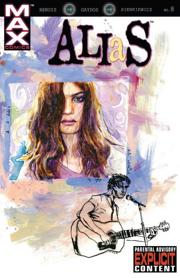 Marvel - ALIAS (2001) # 8