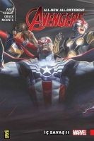 Gerekli Şeyler - All New All Different Avengers Cilt 3 İç Savaş II