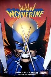 Çizgi Düşler - All New Wolverine Cilt 1 Dört Kız Kardeş