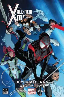 All New X-Men Cilt 6 Büyük Macera & Utopialılar