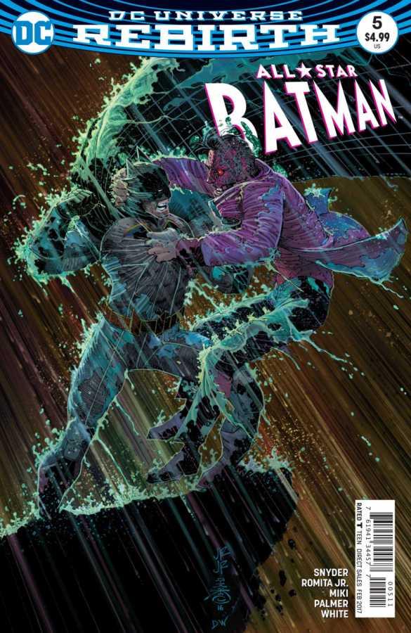 DC - All Star Batman # 5