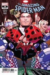 Marvel - Amazing Spider-Man (2018) # 38