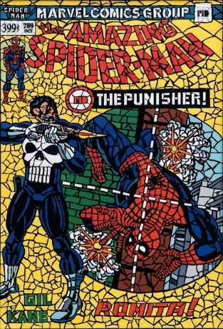 Marvel - Amazing Spider-Man # 789 Shattered Comics Exclusive Variant