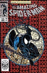 Marvel - Amazing Spider-Man # 800 Shattered Comics Exclusive Variant
