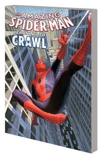 Amazing Spider-Man Vol 1.1 Learning To Crawl TPB