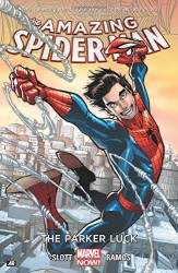 Marvel - Amazing Spider-Man Vol 1 Parker Luck TPB