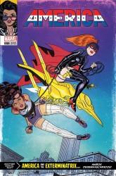 Marvel - America # 8 Lenticular Variant