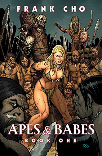 Image - Apes & Babes The Art of Frank Cho Book 1 TPB