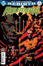 DC - Aquaman # 11 Variant