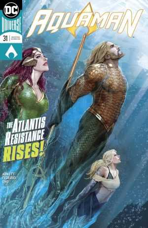 DC - Aquaman # 31