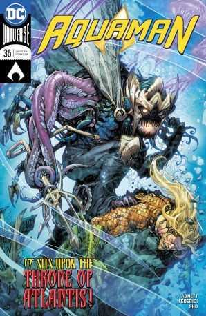 Aquaman # 36