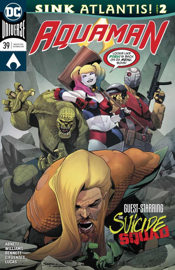 DC - Aquaman # 39