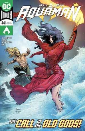 DC - Aquaman # 44