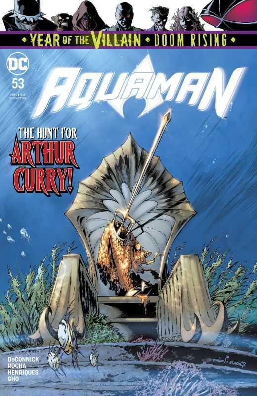 DC - Aquaman # 53
