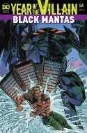 DC - Aquaman # 54 Acetate Cover
